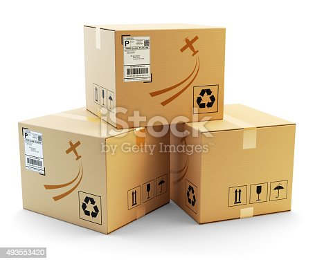 istock Global packages delivery and parcels transportation concept 493553420