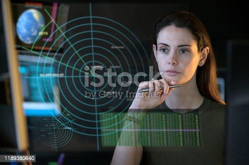 1165211595 istock photo Global research woman 1189380640
