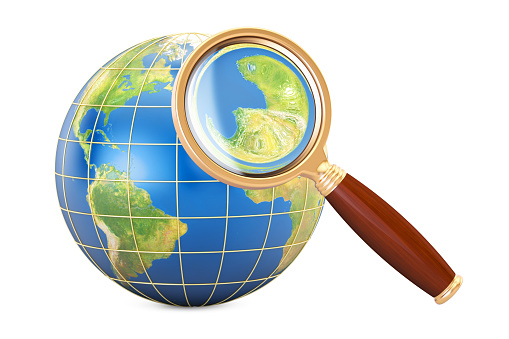 921148564 istock photo Global Search concept, 3D rendering 677321382