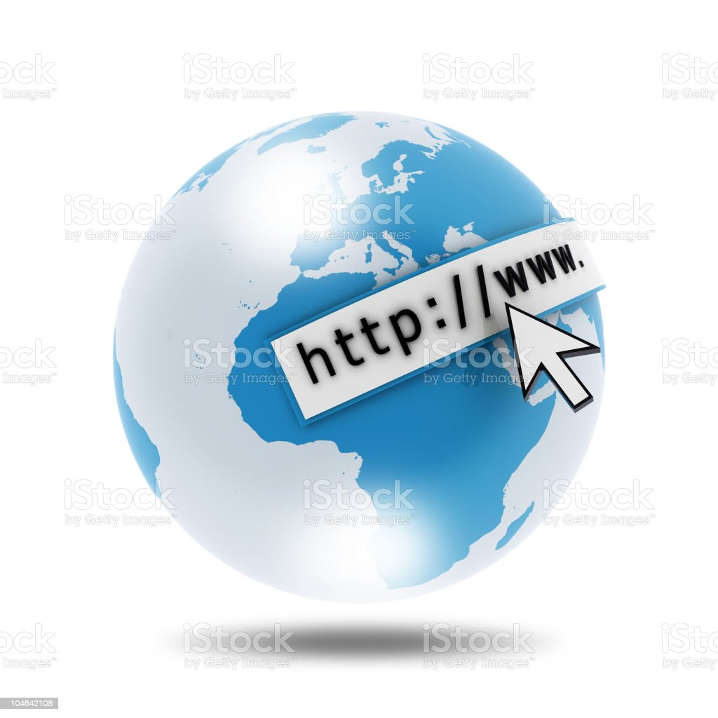 Global Search stock photo