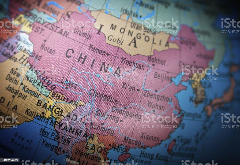 Global Series: China stock photo