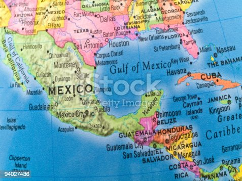 istock Global Studies - Mexico and Central America 94027436