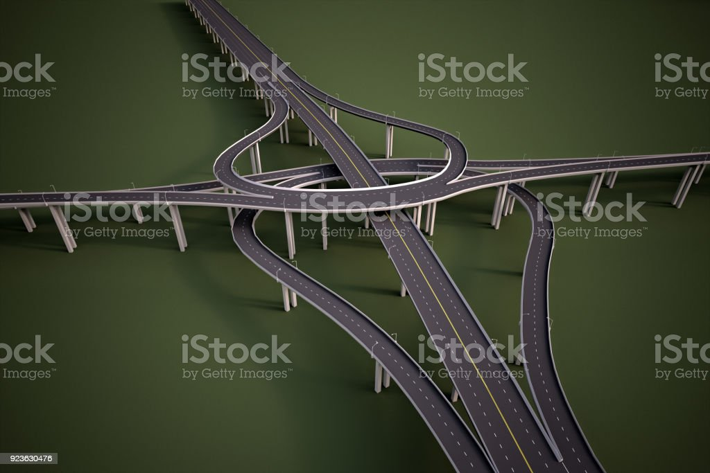 Global transportation and cargo concept stock photo