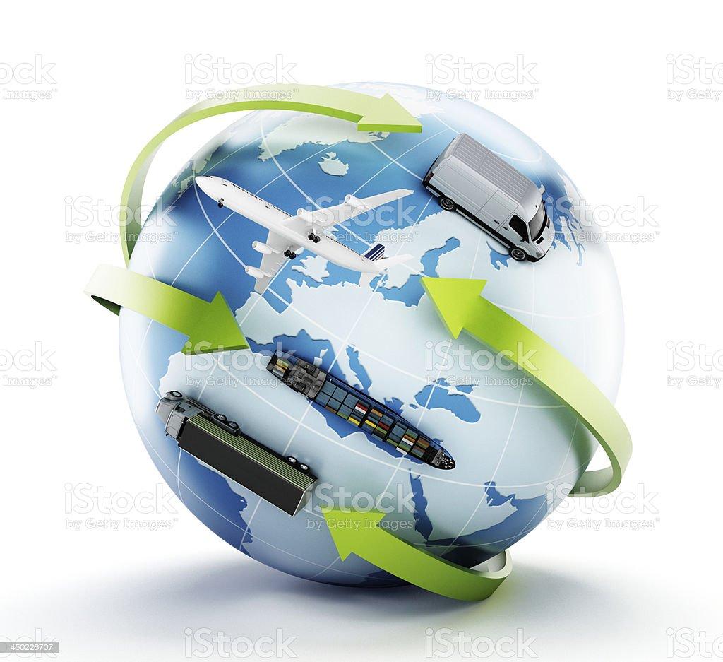 Global Transport – Foto