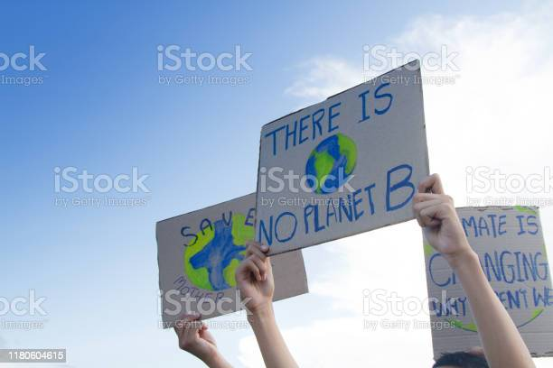 Photo of Global warming and climate change concept.