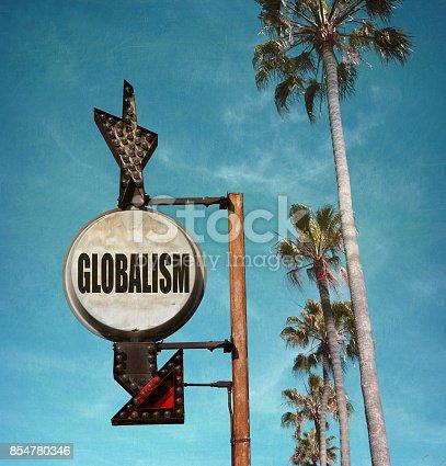 istock globalism sign 854780346