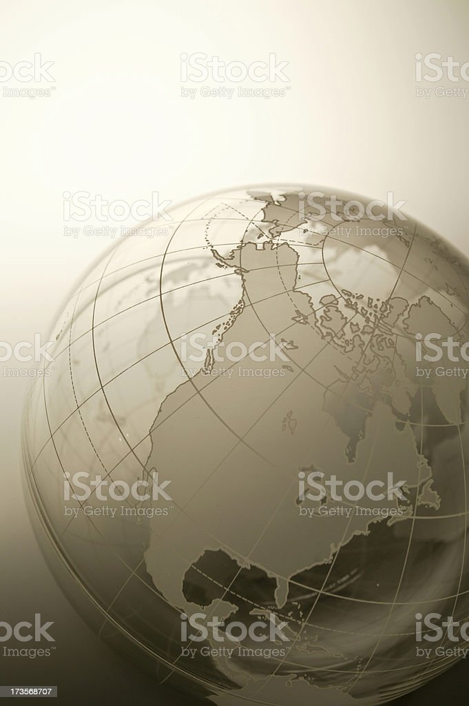 Globe 7 royalty-free stock photo