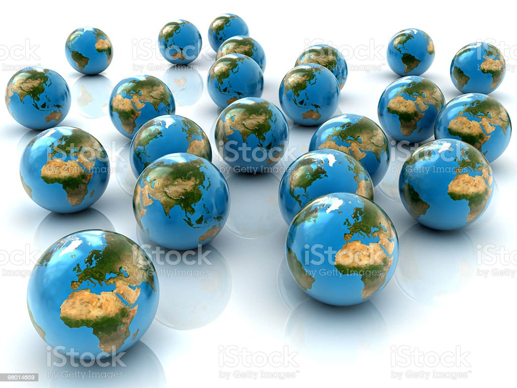 Globe Concept royalty-free stock photo