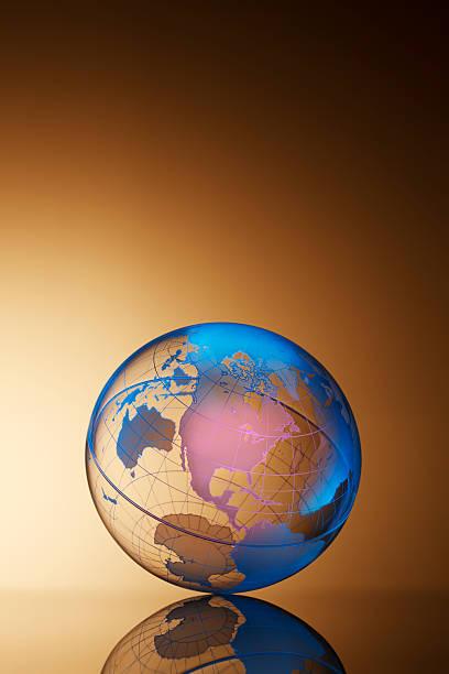 Globe stock photo