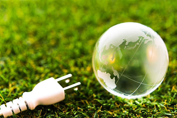 globe  - efficacité énergétique photos et images de collection