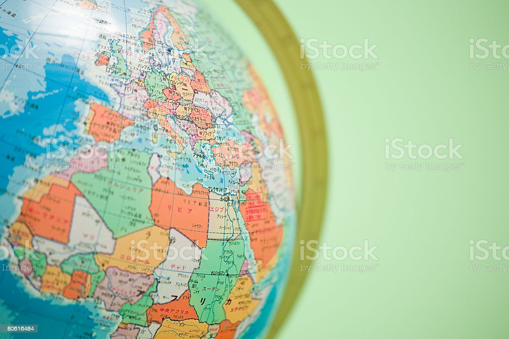 Globe 免版稅 stock photo