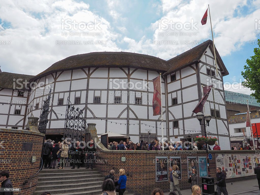 Globe Theatre in London – Foto