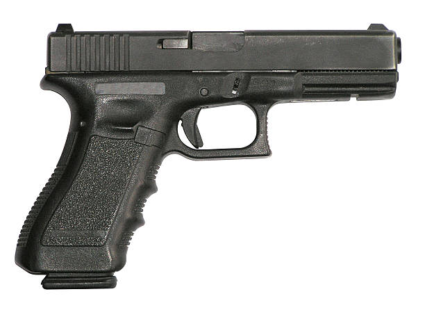 Glock 9 mm (2 - foto de stock
