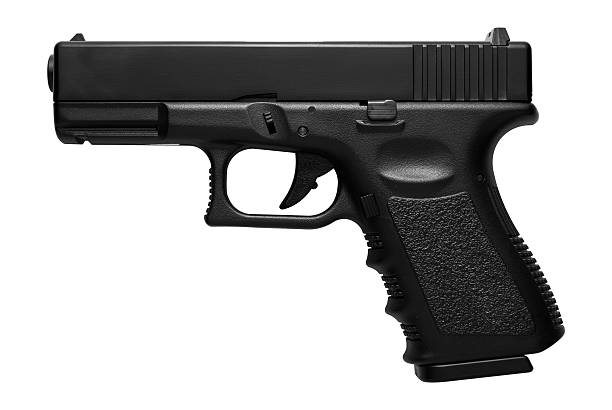 Glock  pistol stock pictures, royalty-free photos & images