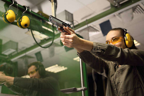 Best Shooting Range Stock Photos, Pictures & Royalty-Free