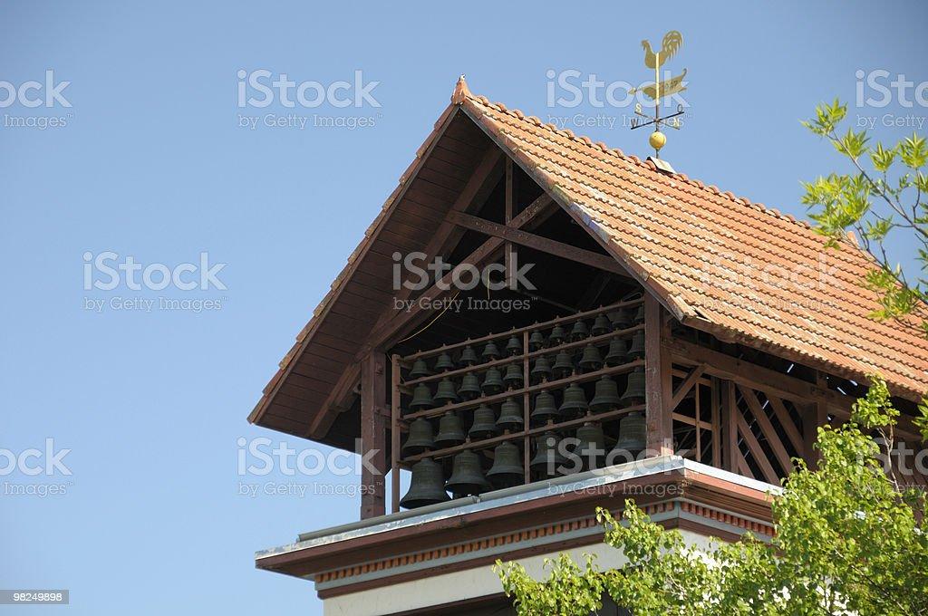 Glockenspiel, Frankenmuth Michigan royalty-free stock photo