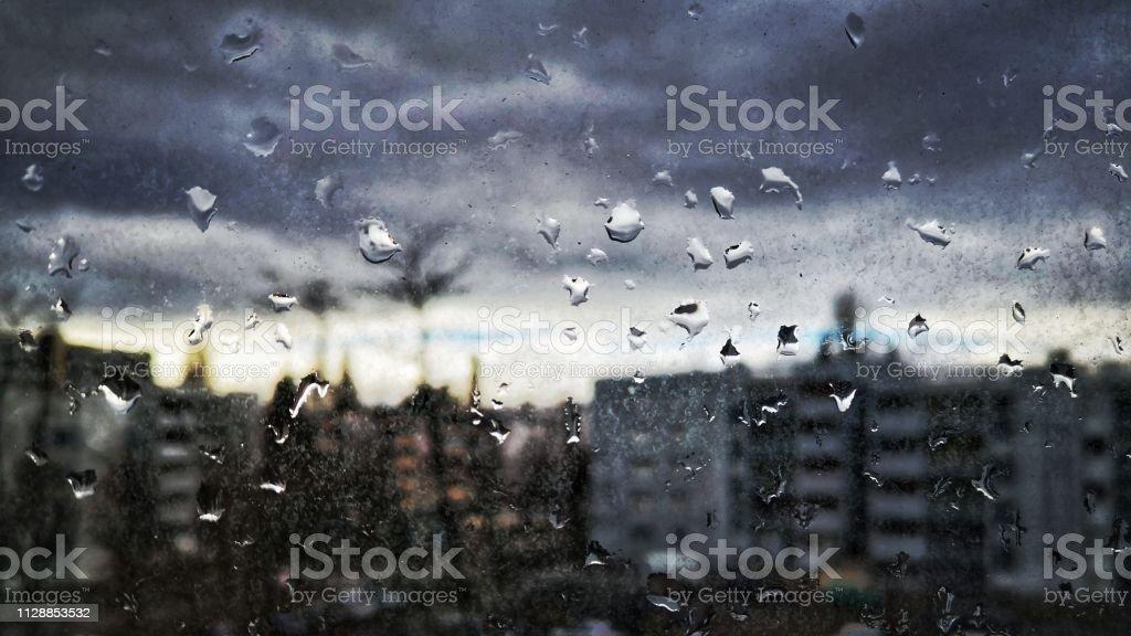 Temps maussade - Photo