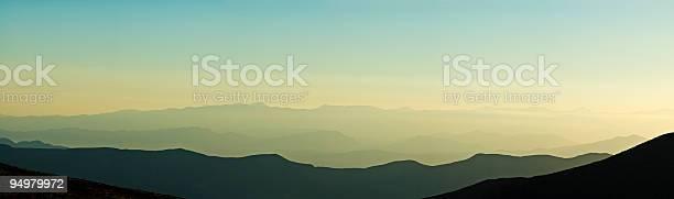 Photo of Glorious mountain dawn