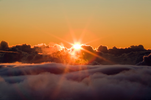 Glorious Sunrise Stock Photo - Download Image Now