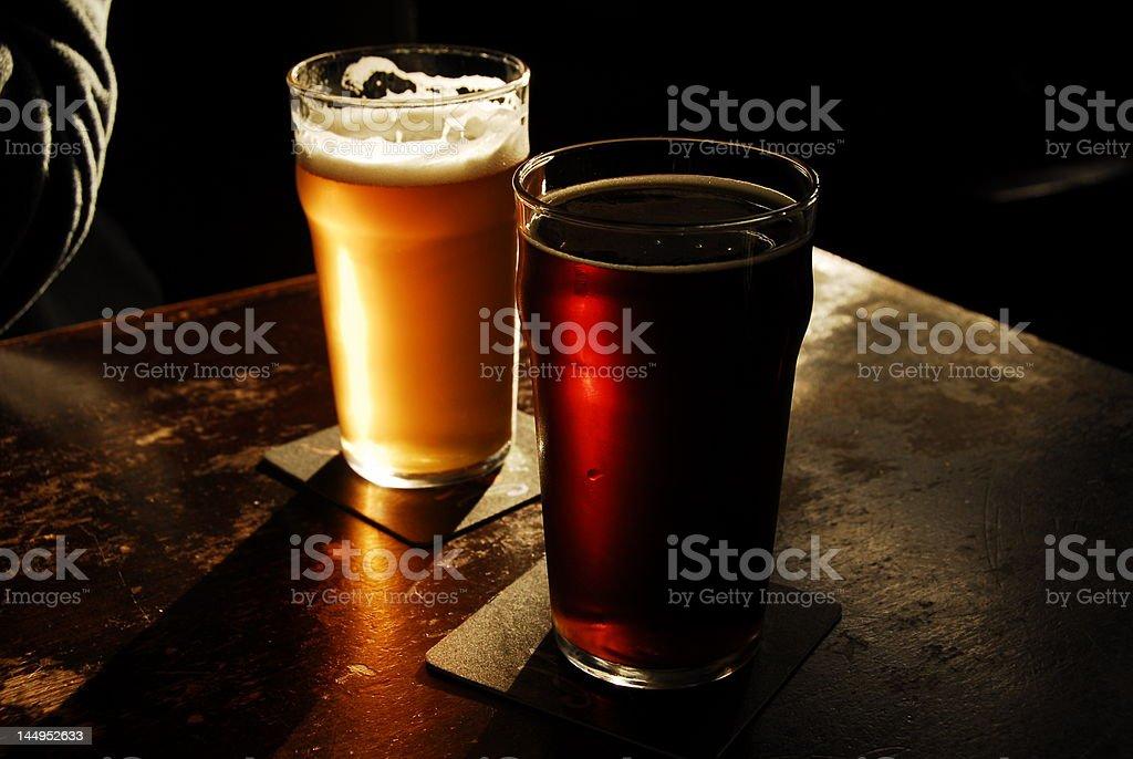 Glorius Beer stock photo