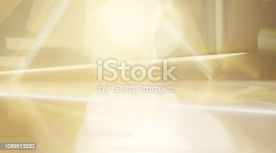 istock glossy golden creative abstract background 3d-illustration 1089513332