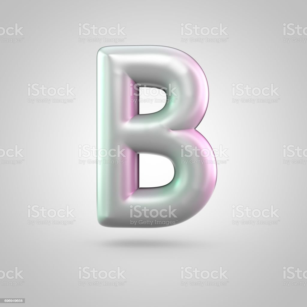 alphabet balloon bubble letter document light natural phenomenon glossy perl letter b uppercase