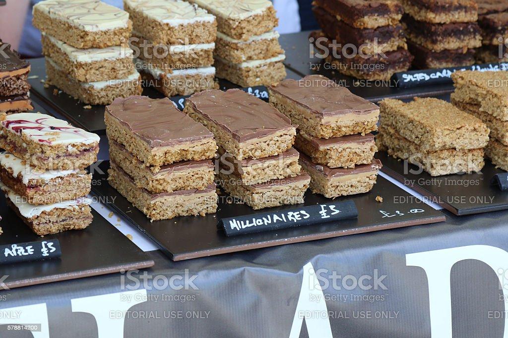 Gloucester Quays Food Festival 2016 stock photo
