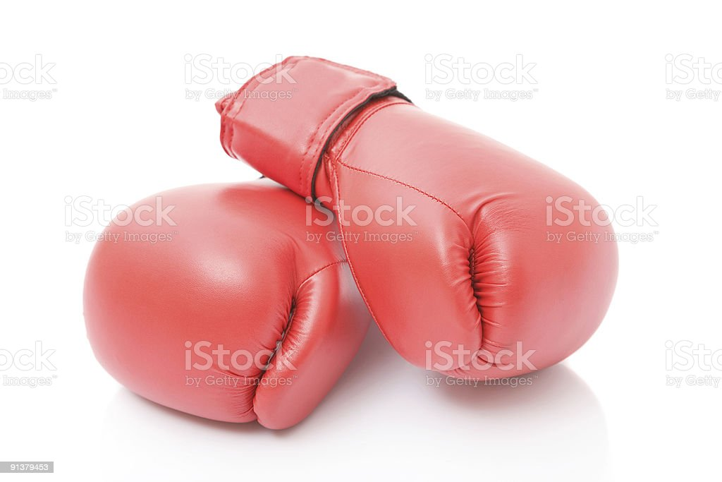 Glove royalty-free stock photo