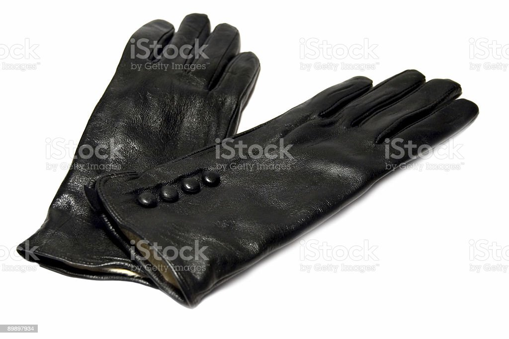 gloves royalty-free stock photo