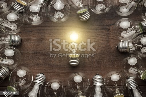 istock glowing bulb uniqueness concept 501579312