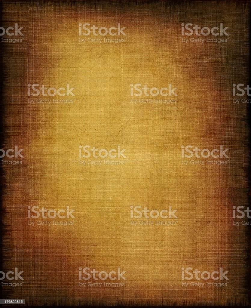 Glowing Cloth Vignette royalty-free stock photo