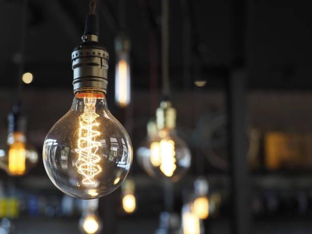 Les ampoules compactes à lumière éclatante - Photo