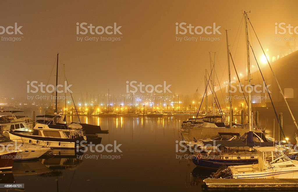 Glowing Mist royalty-free stock photo