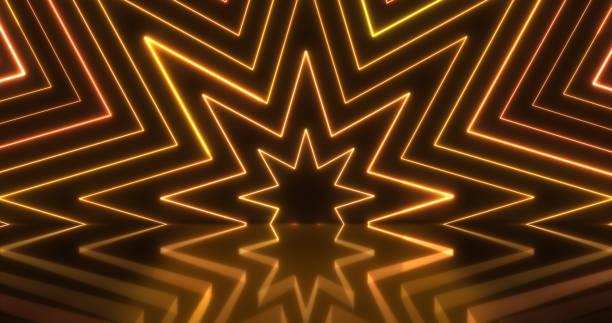 arrière-plans de néons lumineux - dance music photos et images de collection