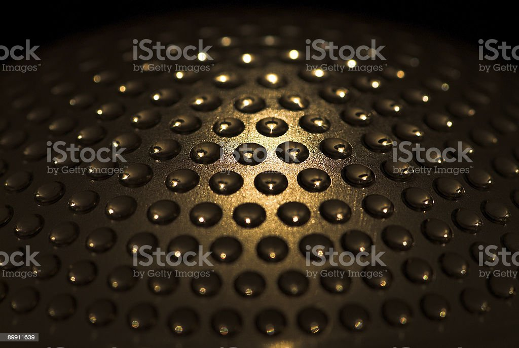 Glowing sphere royalty-free stock photo