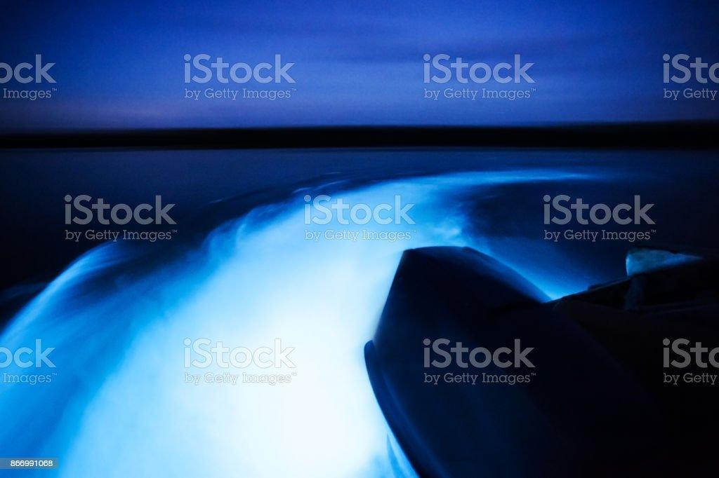 Aguas brillantes - foto de stock