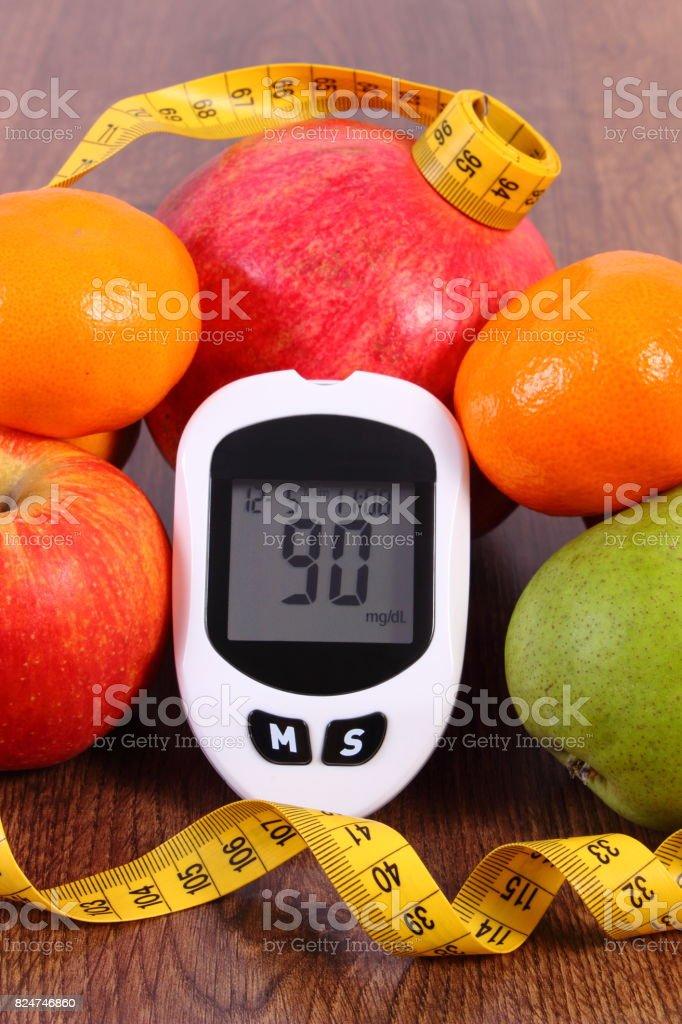 fruta fresca y diabetes