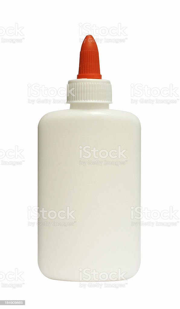 Glue stock photo
