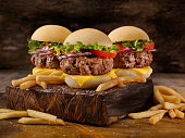 100% Gluten Free Beef Sliders and Gluten Free Buns