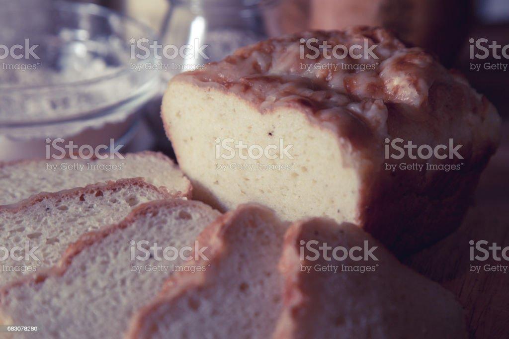 Gluten free bread. foto de stock royalty-free