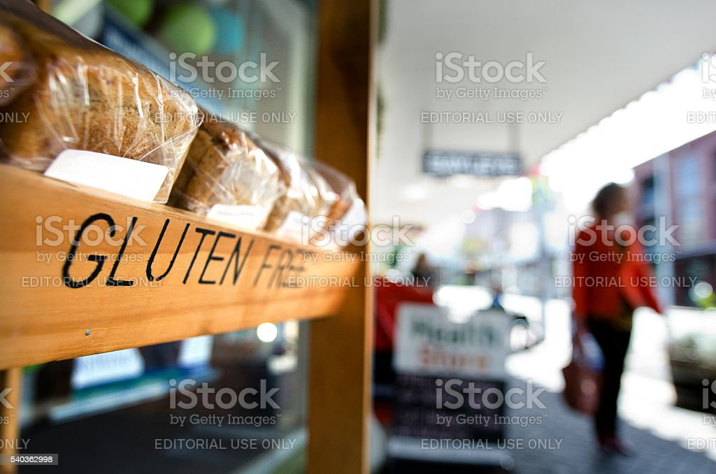 Gluten Free Diet stock photo