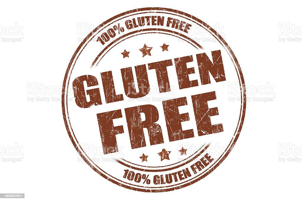 Gluten Free royalty-free stock photo