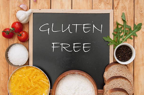 sans gluten - sans gluten photos et images de collection