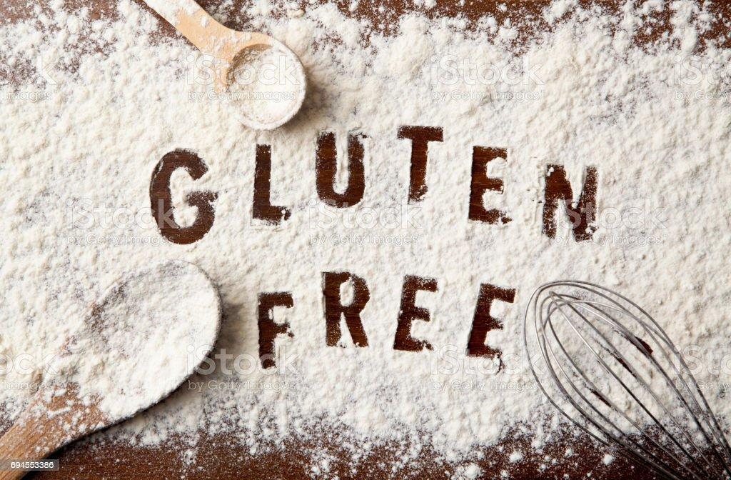 Sin Gluten  - foto de stock