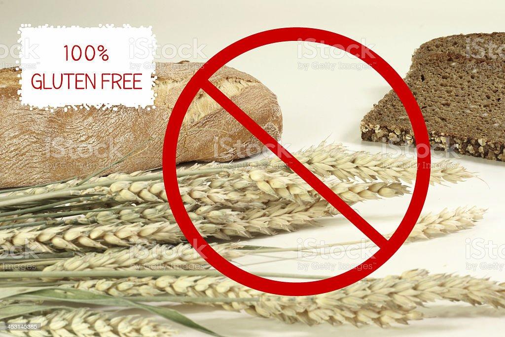 gluten-free stock photo