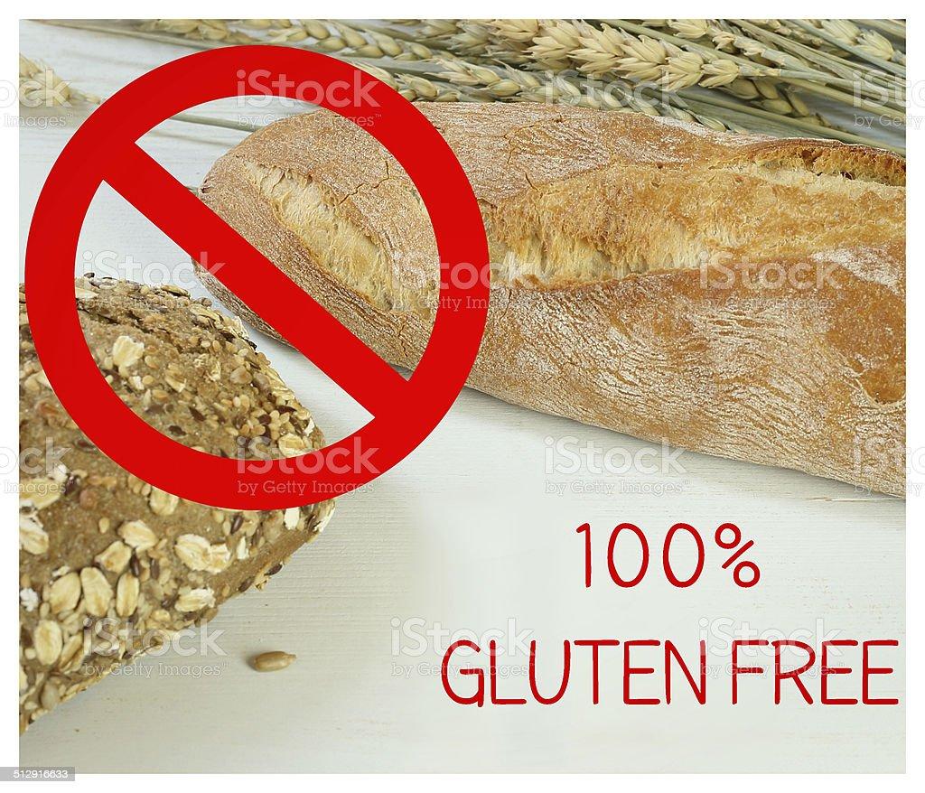 glutenfree stock photo