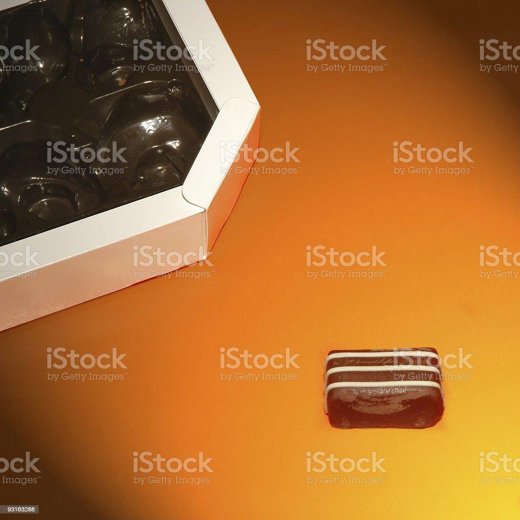 Gluttony stock photo