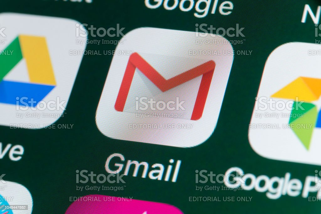 Gmail Google Drive Google Photos And Other Apps On Iphone