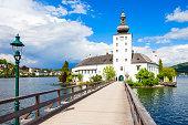 istock Gmunden Schloss Ort, Austria 1310914819