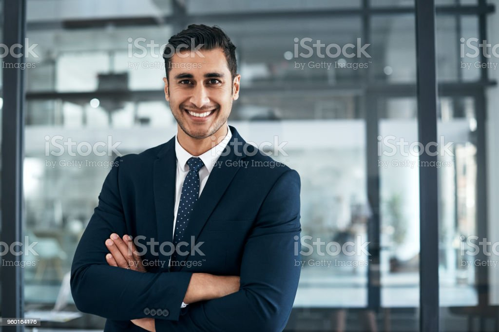 Go after all the success you can get stock photo